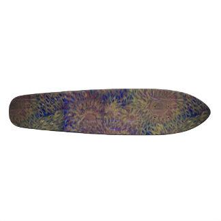 ABSTRACT FLOWER's Skate Decks