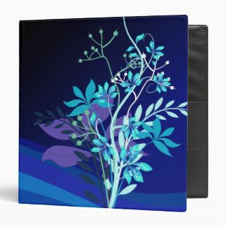 Abstract Foliage Binder