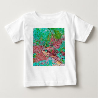 Abstract Forest Baby T-Shirt