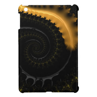 Abstract fractal cuff RNS and shapes. Fractal kind iPad Mini Case