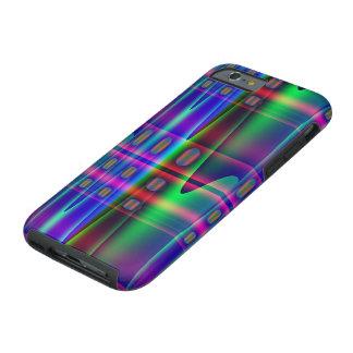 Abstract Fractal Designer Art Tough iPhone 6 Case