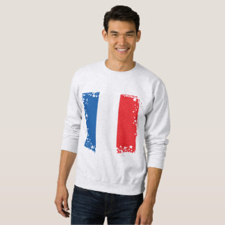 Abstract France Flag, French Colors t-shirt