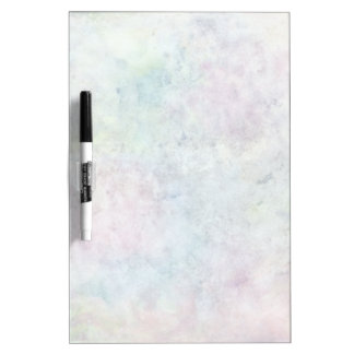 abstract free hand drawing from watercolor Dry-Erase whiteboard