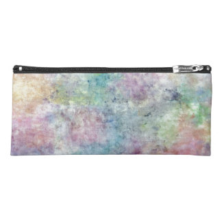 abstract free hand drawing from watercolor pencil case