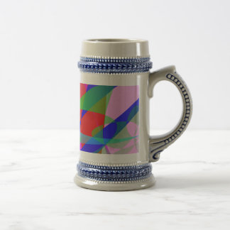 Abstract Freedom Mugs