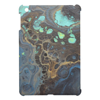 Abstract Funky Galaxy Case For The iPad Mini