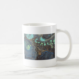 Abstract Funky Galaxy Coffee Mug