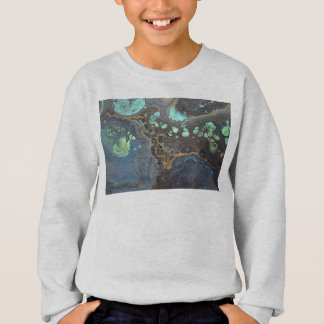 Abstract Funky Galaxy Sweatshirt
