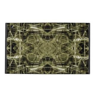 Abstract futuristic machine cases for iPad