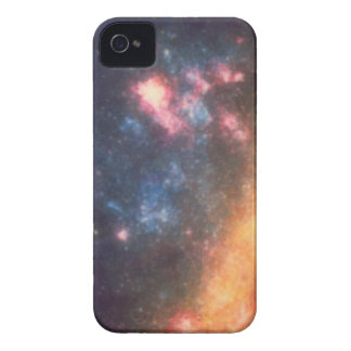 Abstract Galactic Color of Nebula Cloud Case-Mate iPhone 4 Cases