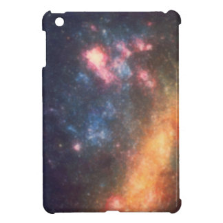 Abstract Galactic Color of Nebula Cloud iPad Mini Covers
