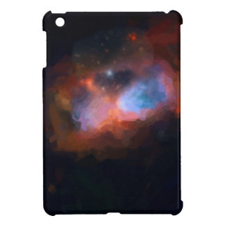 abstract galactic nebula no 1 case for the iPad mini