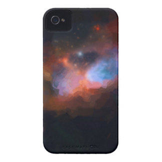 abstract galactic nebula no 1 iPhone 4 cases