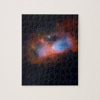 abstract galactic nebula no 1 jigsaw puzzle