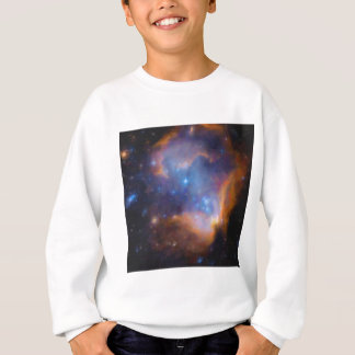 abstract galactic nebula no 2 sweatshirt