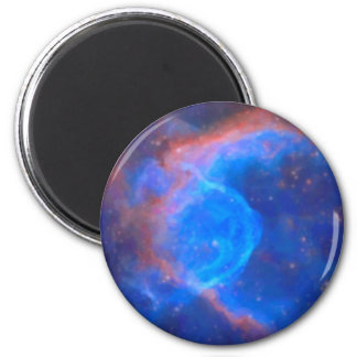 Abstract Galactic Nebula with cosmic cloud 10 Magnet