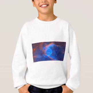 Abstract Galactic Nebula with cosmic cloud 10 Sweatshirt