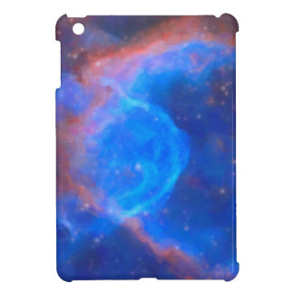 Abstract Galactic Nebula with cosmic cloud 10 xl.j Cover For The iPad Mini