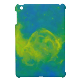 Abstract Galactic Nebula with cosmic cloud 11 Case For The iPad Mini