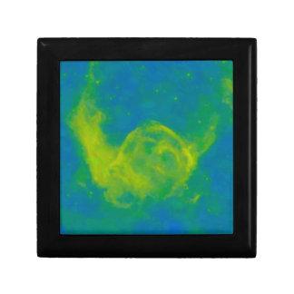Abstract Galactic Nebula with cosmic cloud 11 Gift Box