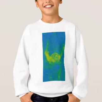 Abstract Galactic Nebula with cosmic cloud 11 Sweatshirt