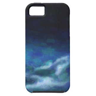 Abstract Galactic Nebula with cosmic cloud  14 Case For The iPhone 5