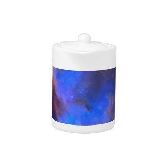 Abstract Galactic Nebula with cosmic cloud 2