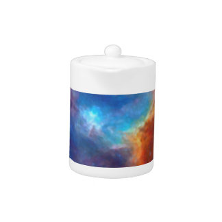 Abstract Galactic Nebula with cosmic cloud 4a