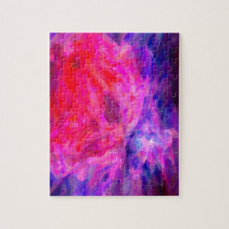 Abstract Galactic Nebula with cosmic cloud 6   24x Jigsaw Puzzle
