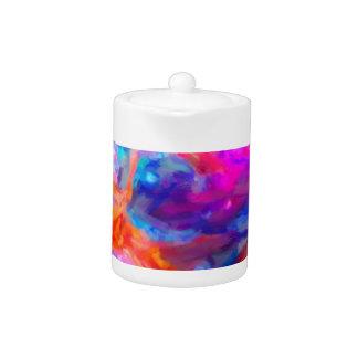 Abstract Galactic Nebula with cosmic cloud 7   24x
