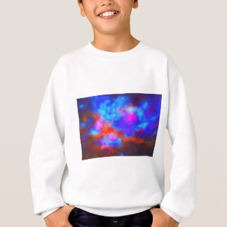 Abstract Galactic Nebula with cosmic cloud 7a   24 Sweatshirt