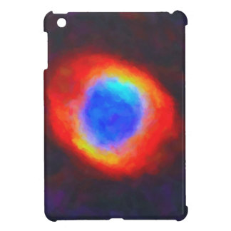 Abstract Galactic Nebula with cosmic cloud 9 Cover For The iPad Mini