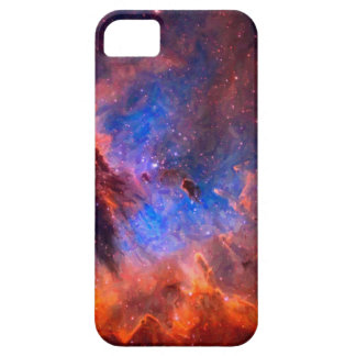 Abstract Galactic Nebula with cosmic cloud - sml.j Case For The iPhone 5