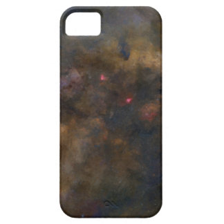 Abstract Galaxy with cosmic cloud 2 iPhone 5 Case