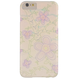 Abstract Garden iPhone 6 Case (Pastel)