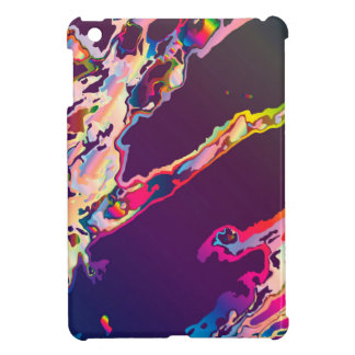 Abstract Gasoline On Water iPad Mini Covers
