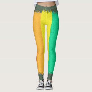 Abstract Gen Land Leggings
