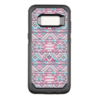 Abstract Geometric Aztec Pattern 3 OtterBox Commuter Samsung Galaxy S8 Case