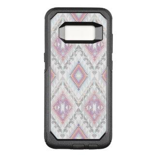 Abstract Geometric Aztec Pattern OtterBox Commuter Samsung Galaxy S8 Case