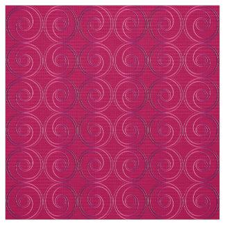 Abstract geometric pattern fabric