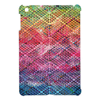 Abstract Geometric Pattern iPad Mini Cases