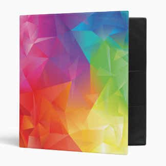 Abstract Geometric Rainbow Binder
