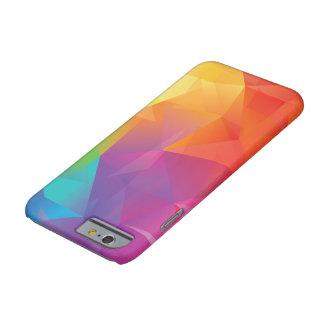 Abstract Geometric Rainbow Phone Case