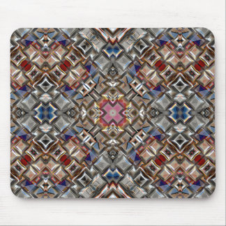 Abstract Geometric Surface Mouse Pad