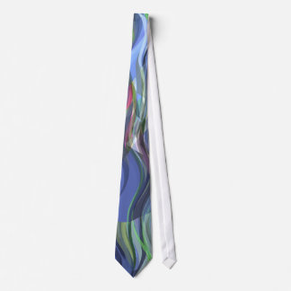 Abstract Geometric Tie (0108-11)