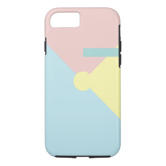 Abstract geometry 01 iPhone 8/7 case