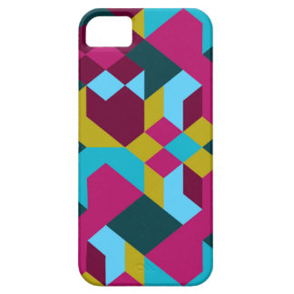 Abstract Geometry iPhone 5 Covers