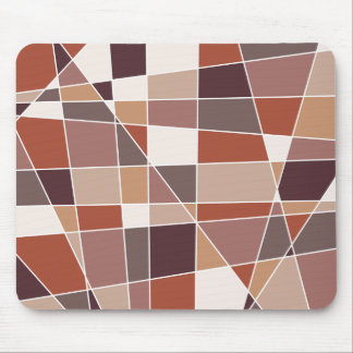 Abstract Geometry mousepad