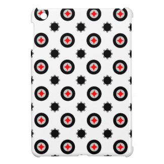 abstract geometry pattern iPad mini cover
