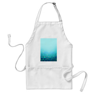 Abstract Geometry Standard Apron